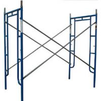 Quality Q345 Steel Scaffold Towers Scaffolding Cross Bracing For Residential Contractors for sale
