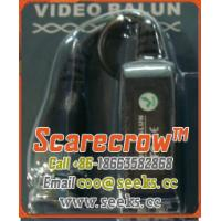 China Scarecrow™ PVB004 Passive Video Balun  Build in Surge Protect on sale