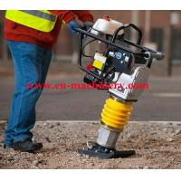 Quality Gasoline honda power earth sand soil wacker impact jumping jack multiply compactor tamper vibrating tamping rammer for sale