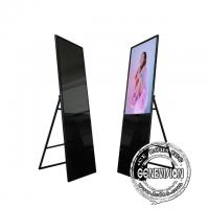 China High Brightness Touch Screen Terminals 49'' Digital Menu Advertising Board Lcd Monitor on sale