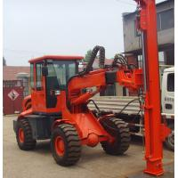 Quality china cheap ground pile drilling machine GS 2000 for sale