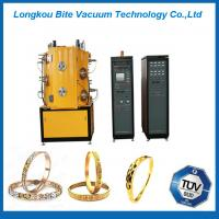 Quality Alloy Jewelry Gold Color PVD Coating Plant for sale
