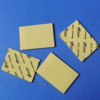 Quality Yellow High Dielectric Strength Thermal Conductive Pad 3.0W/mK For Telecommunication Hardware silicone pad -50 to 200℃ for sale