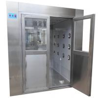 Buy cheap Medical Class 100 Stainless Steel Air Shower Clean Room Laboratory from wholesalers