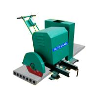 Buy ZQS400 new semi automatic concrete wall board cutting machine at wholesale prices