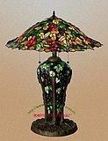 China Tiffany table lamps/ glass lamps on sale