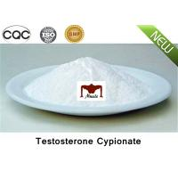 Buy cheap 98% min Anabolic steroid hormone Testosterone Cypionate CAS NO.58-20-8 for Fittness product