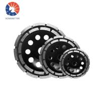 Quality Durable Diamond Grinding Cup Wheels/ profiling grinding wheels/polishing disc for granite grinding for sale