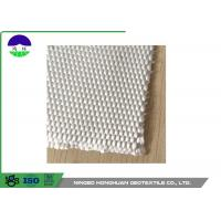 Quality 140G Geotextile Fabric Road Construction Insects Resistant For Subgrade Stabilization for sale
