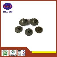 China OEM Metal Spur Gear Iron Material Passed TS16949 Certification on sale