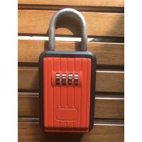 Quality Outdoor Car Combination Portable Key Lock Box Digit Dialing Type for sale
