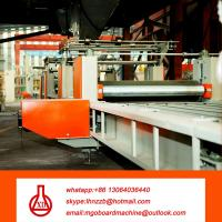Quality Partition Wall Panel Construction Material Making Machinery For Dampproof Board for sale