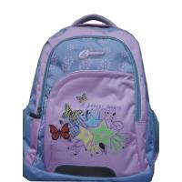 Quality girl's pink backpack &school bag for sale