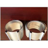 Quality Industry Extruded Aluminum Shapes Shell Profiles Customized 6000 Series Alloy for sale