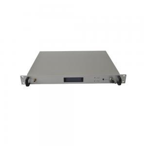 China 10db Direct Modulation 1550nm CATV Fiber Optic Transmitter on sale