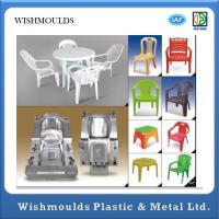 Buy cheap Modern Home Appliance Mould Plastic Chair Making Injection Moulding ISO product
