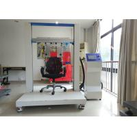 Quality Furniture Laboratory Equipment For Seating Durability Testing With BIFMA X5.1 for sale