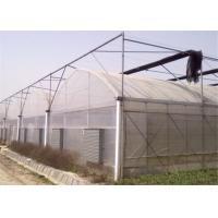 Quality NFT Cover Material UV Resistant Greenhouse Great Space Efficient Performance for sale