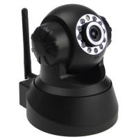 Quality Hotselling CCTV 2.4Ghz Wireless IP Camera w/Pan/Tilit for sale