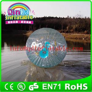 Aqua zorbing ball inflatable zorb ball human hamster balls for adult
