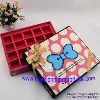 Quality Lovely Chocolate Boxes for sale