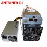 Antminer D3 (19.3Gh) from Bitcoin Mining Device X11 algorithm hashrate of 19.3Gh/s