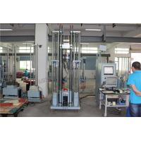 Buy cheap Free Fall Pneumatic Shock Machine For Components With 30,000 g Half-sine Pulses from wholesalers