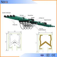 Quality 320A To 500A Conductor Rails , High Power Shrouded Bus Bar System for sale