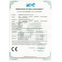 Newsmay Technology Co.,limited Certifications