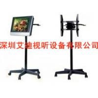 Quality AD-790  karaoke floor lcd TV stand Monitor  Flat Panel Lcd Tv monitor Stand  NEW style for sale