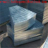 Quality steel bar from 19-120mm trench cover grating/heavy duty I shape type trench cover steel grating/welded steel grating for sale