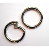 Quality Zinc Plated / Hot Dipped Galvanized Round Wire Internal Shaft Retaining Rings for sale