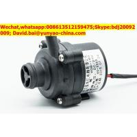 Quality Factory direct high temperature 100 degree celsius micro brushless 12v dc water pump for sale