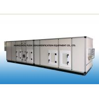 Buy cheap Large Capacity Moisture Absorbing Desiccant Rotor Dehumidifier RH≤20% product