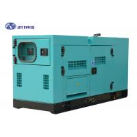 Buy cheap Quiet Cummins Diesel Generator 100kva / Diesel Inverter Generator product