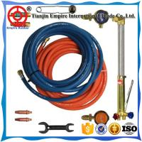 Quality OXYGEN AND ACETYLENE HOSE FLEXIBLE EXPANDABLE HEAT RESISTANT HIGH PRESSURE for sale