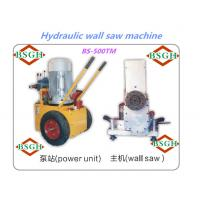 Quality hot sales!!! hydraulic automatic concrete wall cutting machine with high technology for sale