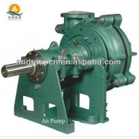 Quality 12/10 metal lined slurry pump for sale