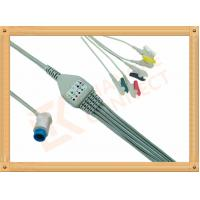 Mindray PM5000 Patient 5 Lead Ecg Cable 12 Pin Ecg Lead Wires