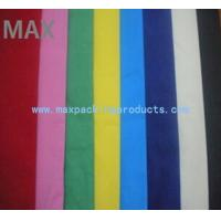 China Colored Crepe Paper for Party or Hadmade Artificial Flowers for School on sale