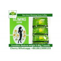 Quality Weight Loss Ggreen Coffee Bean Extract , Health Slimming Coffee Absorb Fat Oil for sale