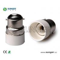 Quality B22 to E14 lamp base adapter for sale