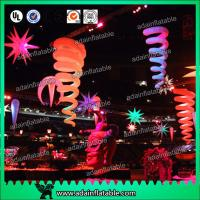 Quality Banquet Decoration Inflatable Tentacle Customized Event Hanging Decoration for sale