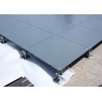 Quality OA500 Epoxy Cementitious Raised Floor OA Trunking Network Raised Access Floor For Office for sale