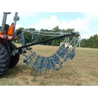Landscape Rake Or Harrow : Harrow landscape lawn drag arena atv rake flexible pasture