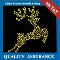 China F0506 hot fix motif,hot fix rhinestone motif,hot fix rhinestone transfer motif on sale