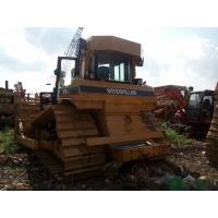 Quality C9 Engine Used Crawler Dozer Well Maintenance D7R New Paint With Yellow Color for sale
