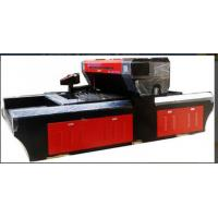 China 1212 laser die board cutting machine with single head GSI 300W on sale