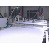 Quality Shockproof PVC Foam Board Extrusion Line Weather Resistant Heat Insulation for sale