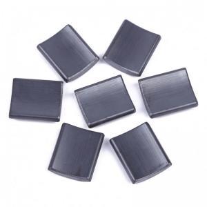 China Super Strong ceramic segment ferrite magnet for motors permanent ferrite magnet on sale